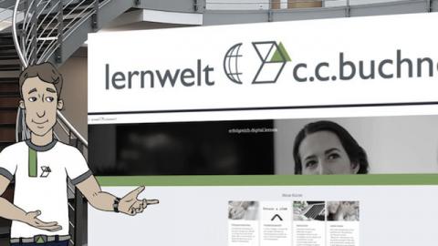 Der Digital Learning Day bei C.C.Buchner21 in Bamberg
